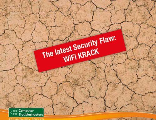 The latest Security Flaw: Wifi KRACK